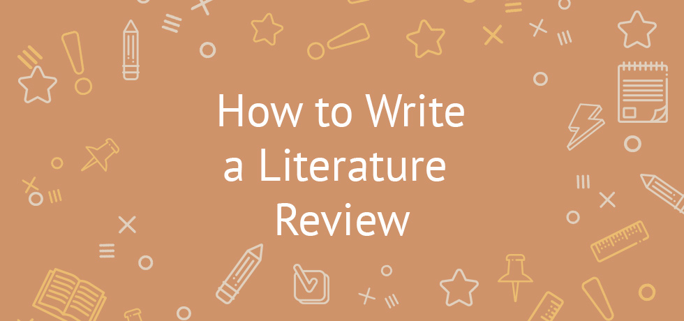 how to write a literature review  example  tips